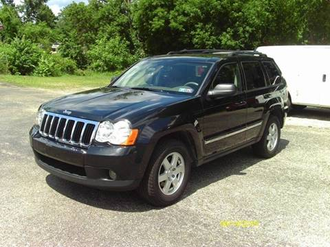 2008 Jeep Grand Cherokee for sale in Belle Vernon, PA