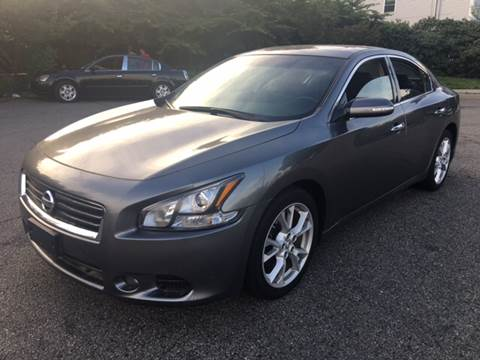 2014 Nissan Maxima for sale in Newark, NJ