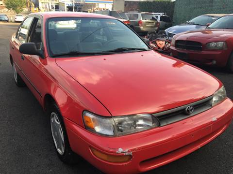 1995 Toyota Corolla for sale in Newark, NJ
