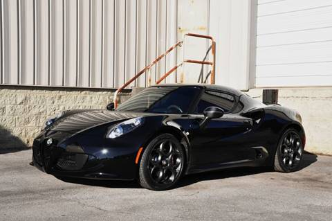 2015 Alfa Romeo Spider for sale in San Diego, CA
