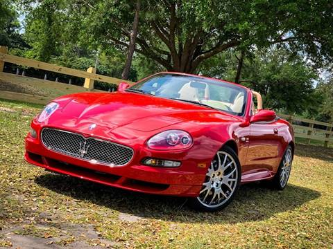2006 Maserati GranSport for sale in San Diego, CA