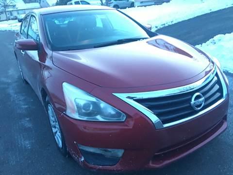 2013 Nissan Altima for sale in Newark, NJ
