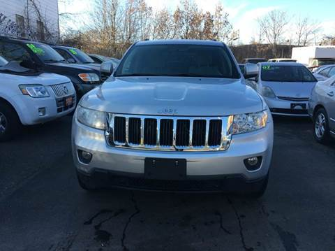 2012 Jeep Grand Cherokee for sale at 77 Auto Mall in Newark NJ