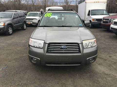 2006 Subaru Forester for sale in Newark, NJ