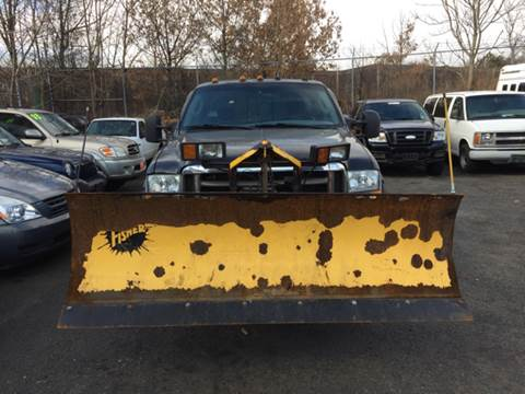 2003 Ford F-350 Super Duty for sale at 77 Auto Mall in Newark NJ