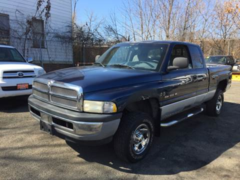 2001 Dodge Ram Pickup 1500 for sale at 77 Auto Mall in Newark NJ