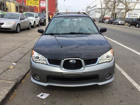 2007 Subaru Impreza for sale at 77 Auto Mall in Newark NJ
