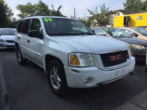 2004 GMC Envoy for sale at 77 Auto Mall in Newark NJ