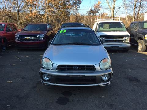 2003 Subaru Impreza for sale at 77 Auto Mall in Newark NJ
