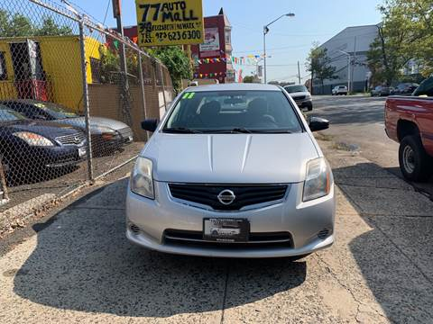 2011 Nissan Sentra for sale at 77 Auto Mall in Newark NJ