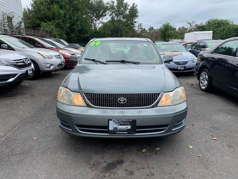 2000 Toyota Avalon for sale at 77 Auto Mall in Newark NJ