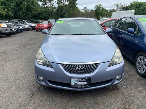 2004 Toyota Camry Solara for sale at 77 Auto Mall in Newark NJ