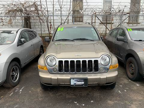 2006 Jeep Liberty for sale at 77 Auto Mall in Newark NJ