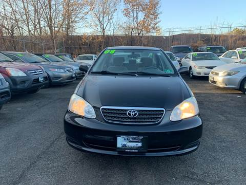 2008 Toyota Corolla for sale at 77 Auto Mall in Newark NJ