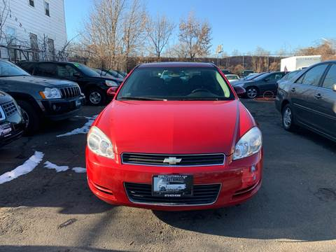 2007 Chevrolet Impala for sale at 77 Auto Mall in Newark NJ
