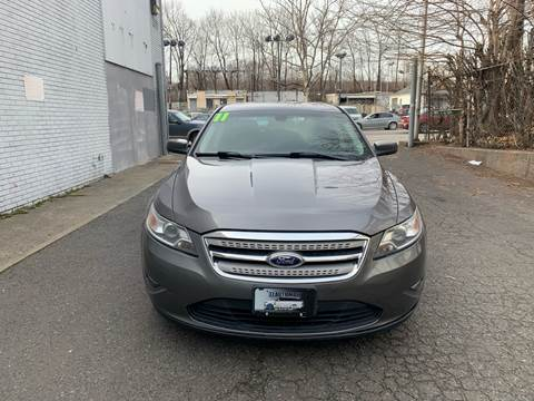 2011 Ford Taurus for sale at 77 Auto Mall in Newark NJ