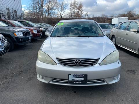 2006 Toyota Camry for sale at 77 Auto Mall in Newark NJ