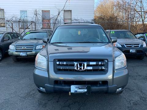 2008 Honda Pilot for sale at 77 Auto Mall in Newark NJ