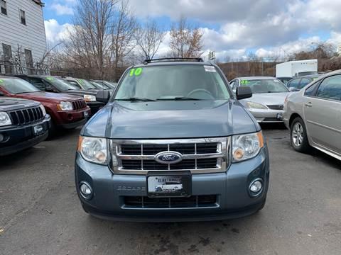 2010 Ford Escape for sale at 77 Auto Mall in Newark NJ