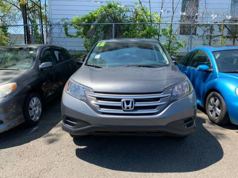 2012 Honda CR-V for sale at 77 Auto Mall in Newark NJ