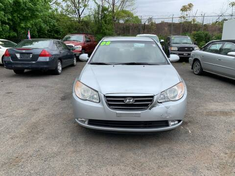 2008 Hyundai Elantra for sale at 77 Auto Mall in Newark NJ