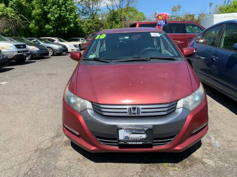 2010 Honda Insight for sale at 77 Auto Mall in Newark NJ