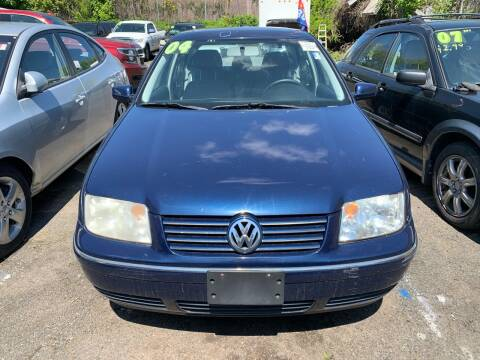 2005 Volkswagen Jetta for sale at 77 Auto Mall in Newark NJ