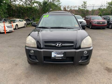 2007 Hyundai Tucson for sale at 77 Auto Mall in Newark NJ