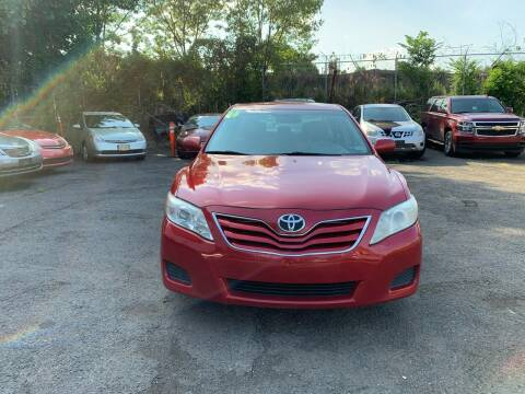 2011 Toyota Camry for sale at 77 Auto Mall in Newark NJ