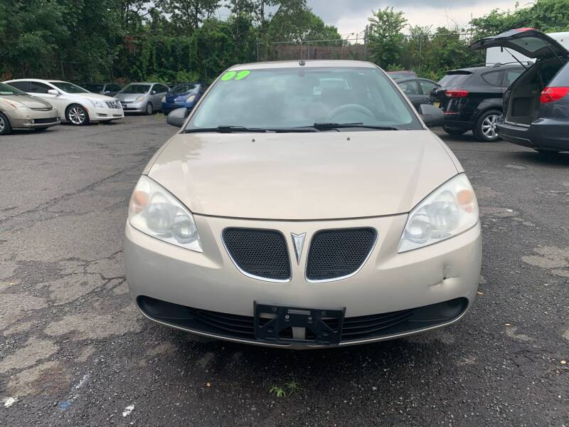 2009 Pontiac G6 for sale at 77 Auto Mall in Newark NJ