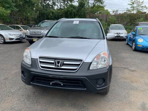 2006 Honda CR-V for sale at 77 Auto Mall in Newark NJ