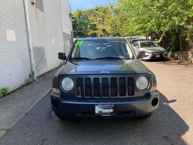 2008 Jeep Patriot for sale at 77 Auto Mall in Newark NJ