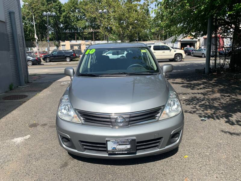 2010 Nissan Versa for sale at 77 Auto Mall in Newark NJ