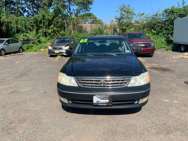 2003 Toyota Avalon for sale at 77 Auto Mall in Newark NJ