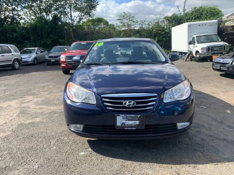 2010 Hyundai Elantra for sale at 77 Auto Mall in Newark NJ