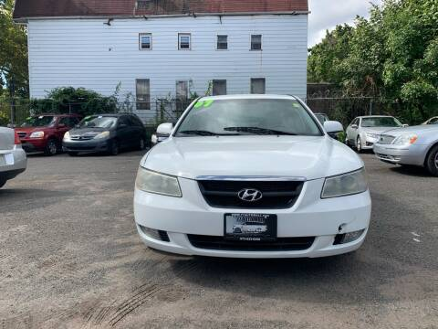 2007 Hyundai Sonata for sale at 77 Auto Mall in Newark NJ