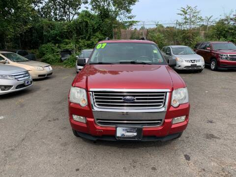 2007 Ford Explorer for sale at 77 Auto Mall in Newark NJ