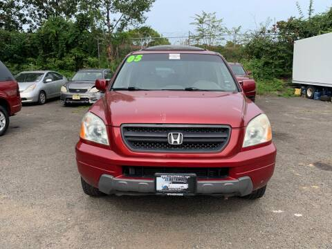 2005 Honda Pilot for sale at 77 Auto Mall in Newark NJ