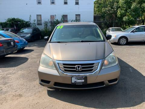 2008 Honda Odyssey for sale at 77 Auto Mall in Newark NJ