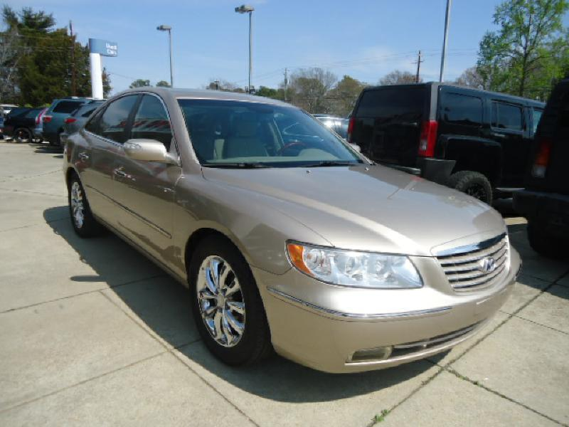 2008 Hyundai Azera Limited 4dr Sedan In Stone Mountain GA  Pars