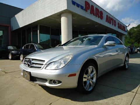 2009 Mercedes-Benz CLS for sale in Stone Mountain, GA