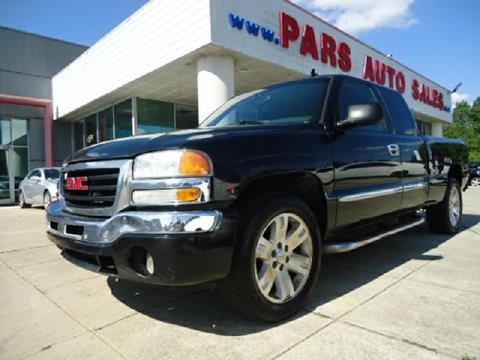 2007 GMC Sierra 1500 Classic for sale in Stone Mountain, GA