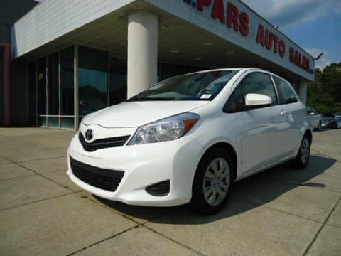2014 Toyota Yaris for sale in Stone Mountain, GA