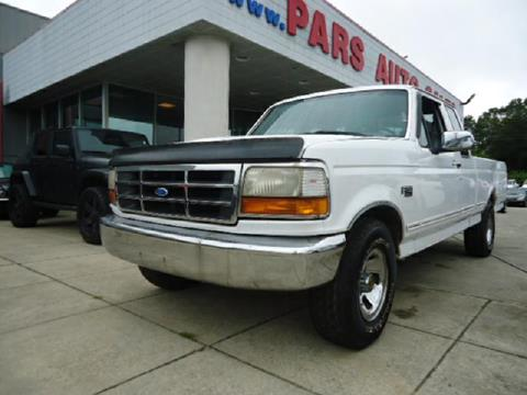 1995 Ford F-150 for sale in Stone Mountain, GA