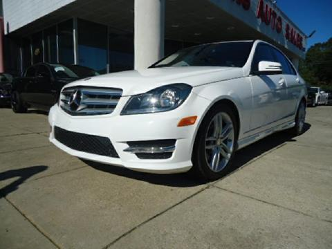 2013 Mercedes-Benz C-Class for sale in Stone Mountain, GA