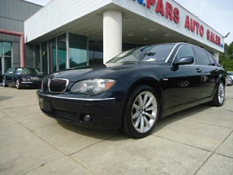 2008 BMW 7 Series for sale in Stone Mountain, GA