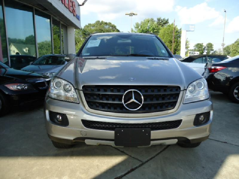 2006 Mercedes Benz M Class Awd Ml 350 4matic 4dr Suv In Stone