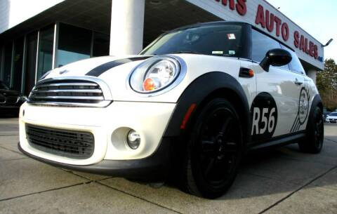 2013 MINI Hardtop for sale at Pars Auto Sales Inc in Stone Mountain GA