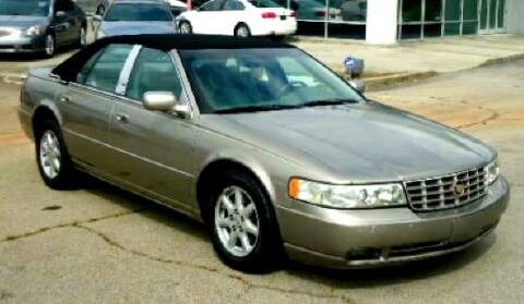 2003 Cadillac Seville for sale at Pars Auto Sales Inc in Stone Mountain GA