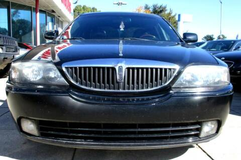 2005 Lincoln LS for sale at Pars Auto Sales Inc in Stone Mountain GA